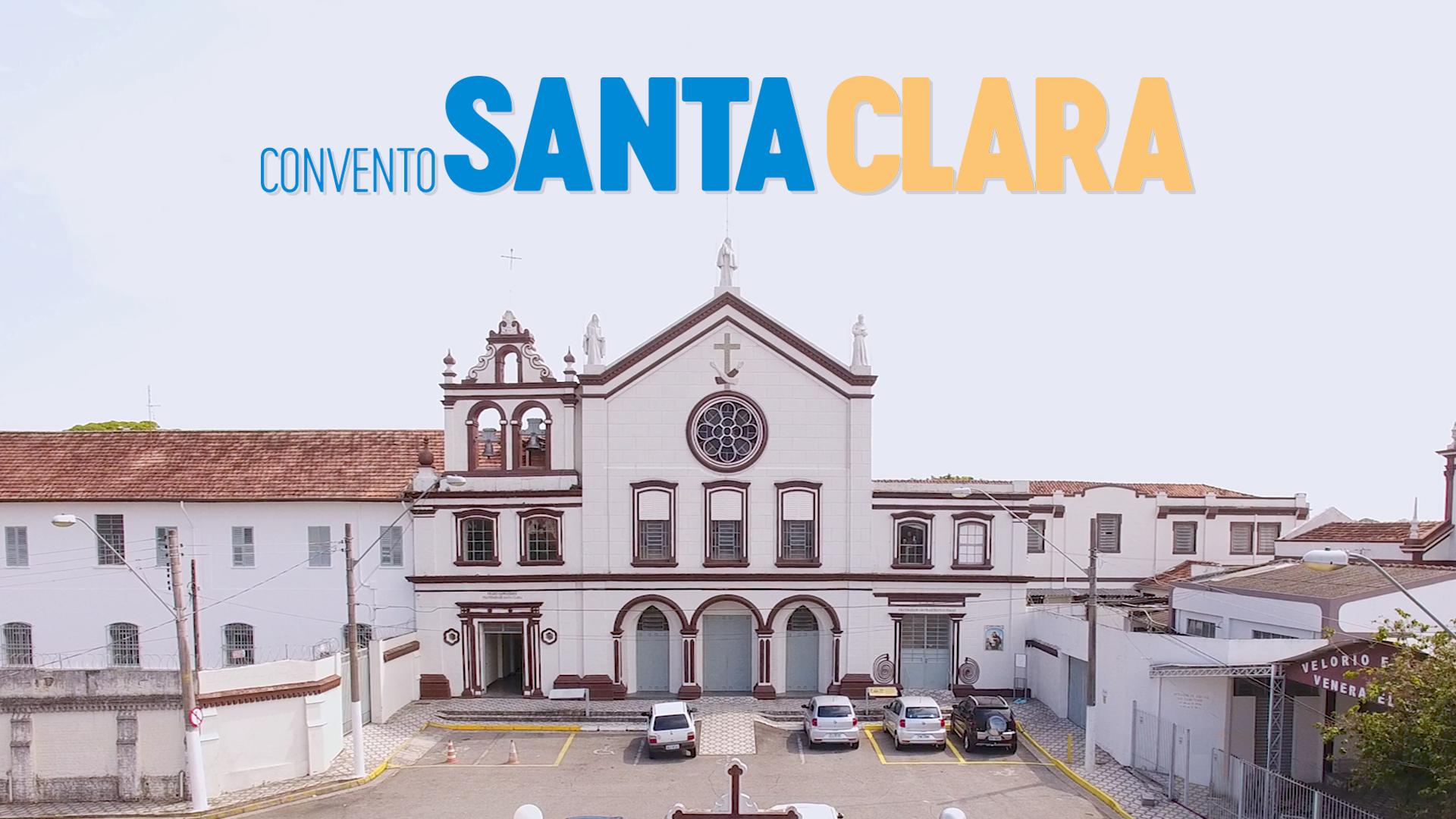 Convento Santa Clara – Revendo Taubaté – Rever Produções